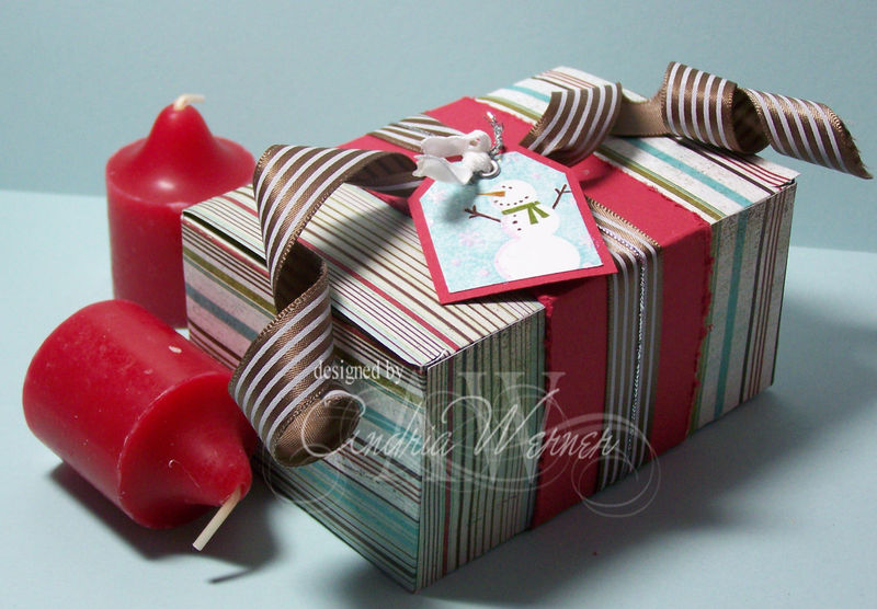 Votives gift box