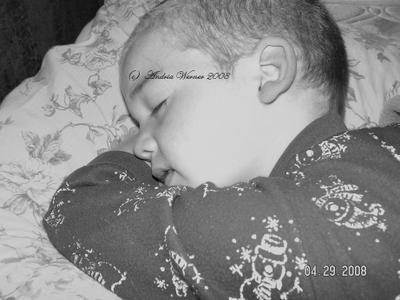 Bran_sleeping